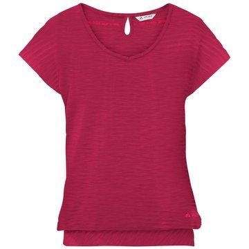 VAUDE FunktionsshirtsWomen's Skomer T-Shirt II pink