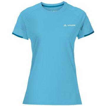 VAUDE FunktionsshirtsWomen's Scopi Shirt blau