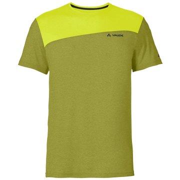 VAUDE T-ShirtsMen's Sveit Shirt grün