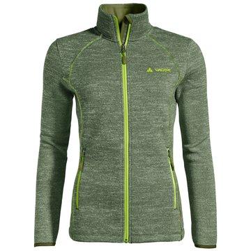 VAUDE SweatjackenWomen's Rienza Jacket II grün