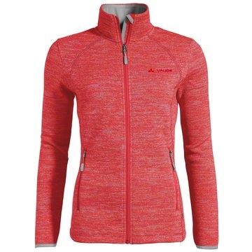 VAUDE SweatjackenWomen's Rienza Jacket II rot