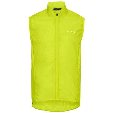 VAUDE WestenMen's Air Vest III grün
