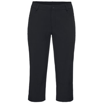 VAUDE 3/4 HosenWomen's 3/4 Yaki Pants II schwarz