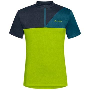 VAUDE T-Shirts grün