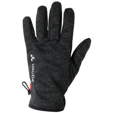 VAUDE Fingerhandschuhe schwarz