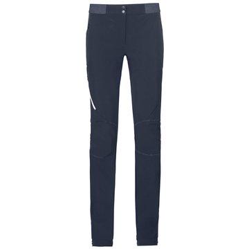 VAUDE Lange Hosen blau