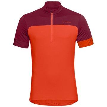 VAUDE FahrradtrikotsMen's Mossano Tricot IV orange