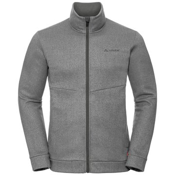 VAUDE Sweatjacken grau