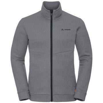 VAUDE Fleecejacken grau