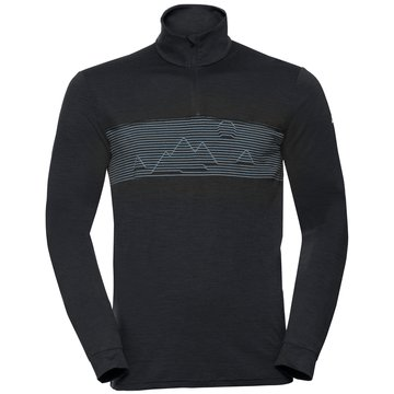 VAUDE Shirts & TopsME BASE HALFZIP - 41223 -