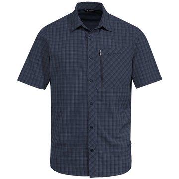 VAUDE KurzarmhemdenMen's Seiland Shirt II blau