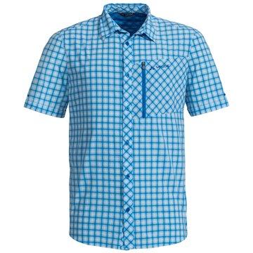 VAUDE KurzarmhemdenMen's Seiland Shirt II türkis