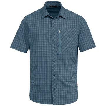 VAUDE KurzarmhemdenMen's Seiland Shirt II grau