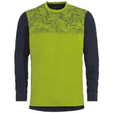 VAUDE LangarmshirtME MOAB LS SHIRT IV - 41441 grün