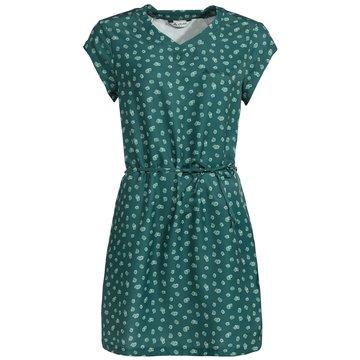 VAUDE KleiderWO LOZANA DRESS II - 41483 grün