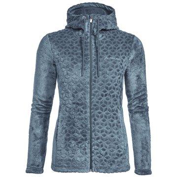 VAUDE SweatjackenWomen's Skomer Soft Fleece Jacket grau