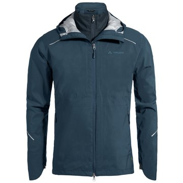 VAUDE FahrradjackenMen's Yaras 3in1 Jacket blau