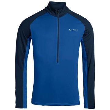 VAUDE PulloverMen's Larice Light Shirt II blau