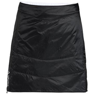 VAUDE RöckeWomen's Sesvenna Reversible Skirt schwarz