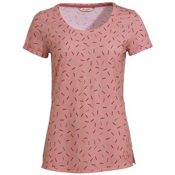VAUDE T-ShirtsWomen's Skomer AOP T-Shirt rosa