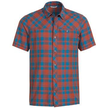 VAUDE KurzarmhemdenMen's Gorty Shirt rot