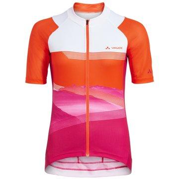 VAUDE FahrradtrikotsWomen's Majura FZ Tricot II orange