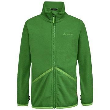VAUDE SweatjackenKids Pulex Jacket grün