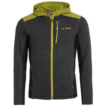 VAUDE SweatjackenMen's Croz Fleece Jacket II grün