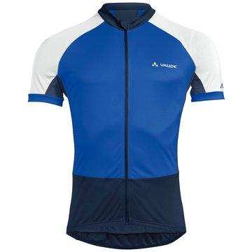 VAUDE FahrradtrikotsMen's Advanced FZ Tricot blau