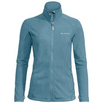 VAUDE SweatjackenWomen's Rosemoor Fleece Jacket grau