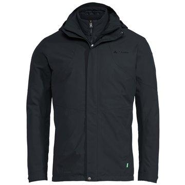 VAUDE FunktionsjackenMen's Caserina 3in1 Jacket II schwarz