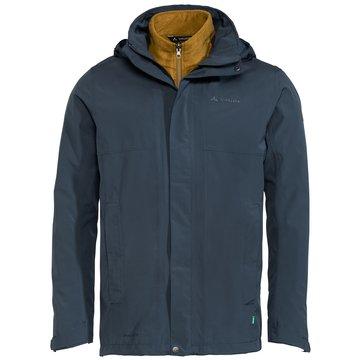 VAUDE FunktionsjackenMen's Rosemoor 3in1 Jacket blau