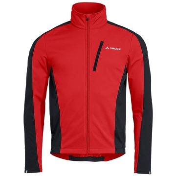 VAUDE FahrradjackenMen's Spectra Softshell Jacket III rot