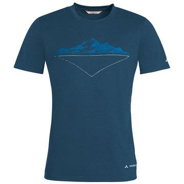 VAUDE T-ShirtsMen's Tekoa Shirt II blau