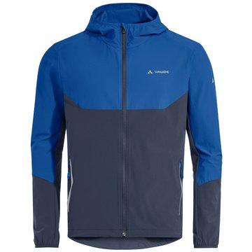 VAUDE FahrradjackenMen's Moab Jacket IV blau