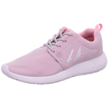 L.A. Gear Sneaker Low rosa