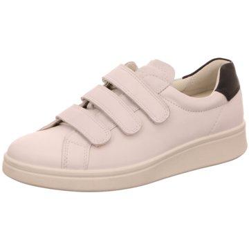 Ecco Sneaker Low weiß