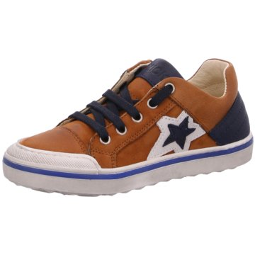 Micio Sneaker Low braun