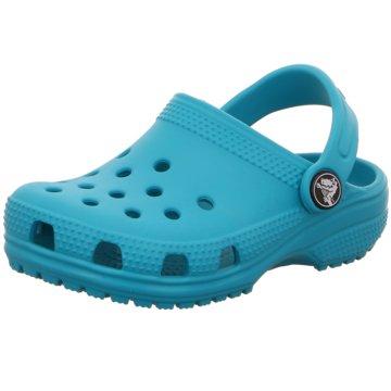 CROCS Offene Schuhe türkis