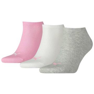 Puma DamenmodeUNISEX SNEAKER PLAIN 3P - 261080001 pink