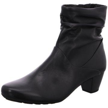 Gabor comfort Komfort Stiefelette schwarz