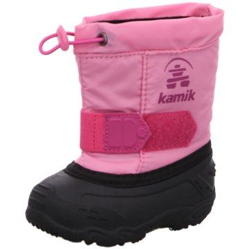 KAMIK Kleinkinder Mädchen pink