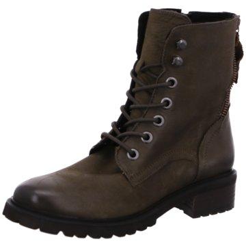 SPM Shoes & Boots Schnürboot grün