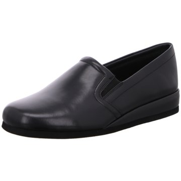 Romika Komfort Slipper schwarz