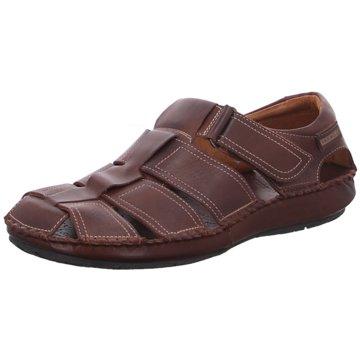 Pikolinos Komfort Schuh braun