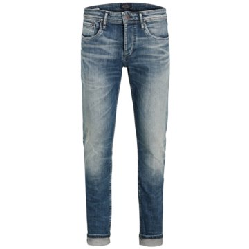 Jack & Jones Slim Fit blau
