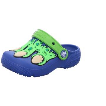 CROCS PantoletteCrocs Fun Lab Creature Clog K blau