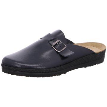 Rohde Komfort Sandale schwarz