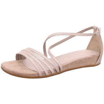 Unisa Sandalette silber