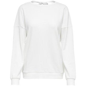 Only Sweatshirts weiß